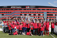 Second edition AFAS AZ D-Tournament again big succes